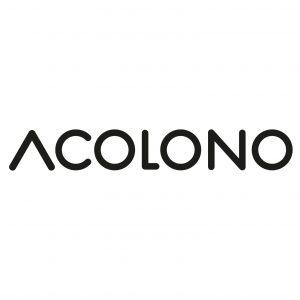 Schriftzug von Acolono Kunden von KellerFabrik
