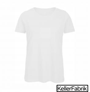 Bio Frauen T-Shirt ~ white