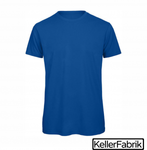 Bio Männer T-Shirt ~ royal blue