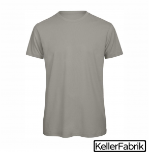 Bio Männer T-Shirt ~ light grey
