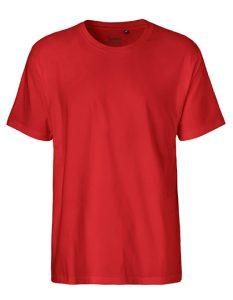 Männer - T-Shirt von Neutral - Red