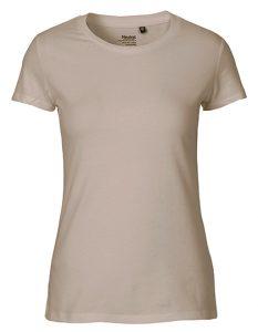 Frauen - T-Shirt von Neutral - Sand