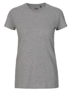 Frauen - T-Shirt von Neutral - Sports Grey