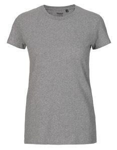 Frauen - T-Shirt von Neutral - Sports Grey