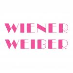 WienerWeiberSchriftzugPink