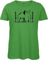 Frauen T-Shirt - green